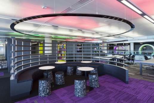 BBC Office fit out