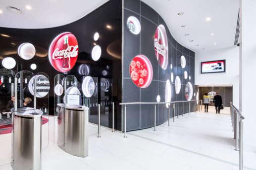 Coca Cola S Uxbridge Office Fit Out Overbury