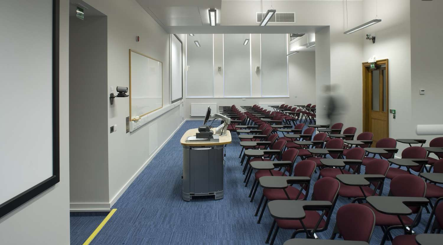 Higher Education Fit Out For King S College London Overbury