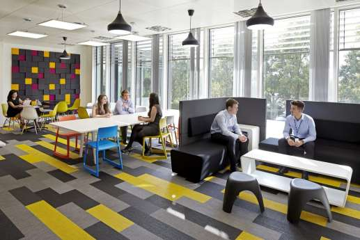 SAP London office