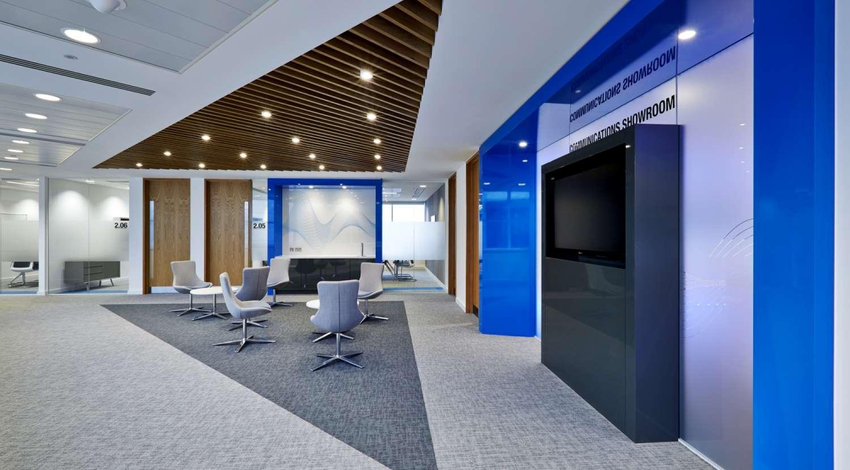 Sepura Cambridge Offices