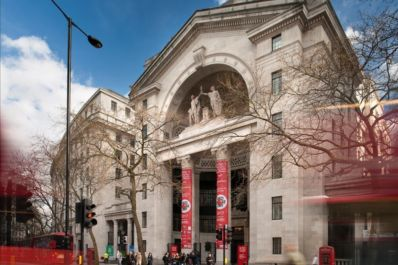 Overbury raise funds for red nose day at Kings College London