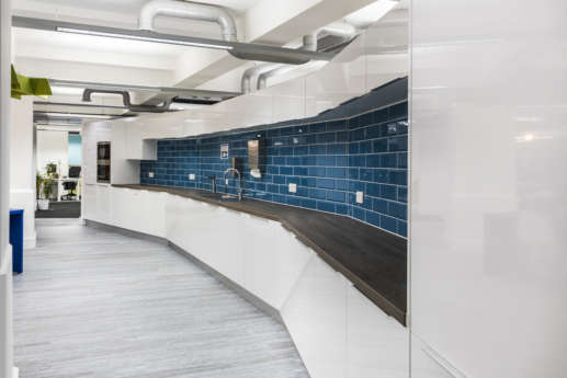 Innovative Manchester Office Design Overbury