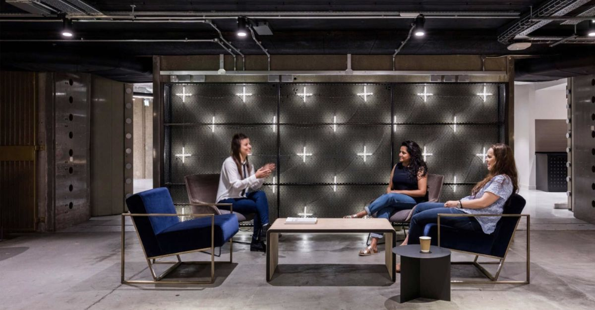 Rocketspace Co Working Fit Out Case Study Overbury
