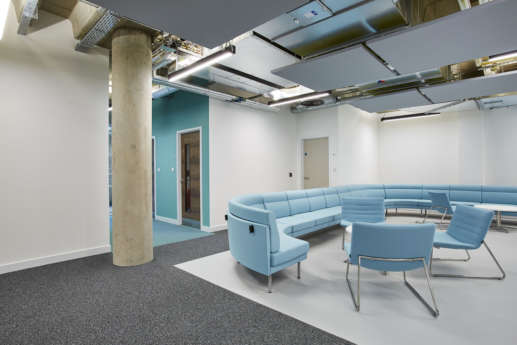 Bristol University offices fit out