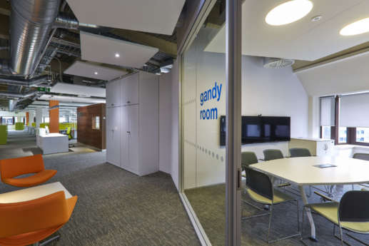 Gandy meeting room