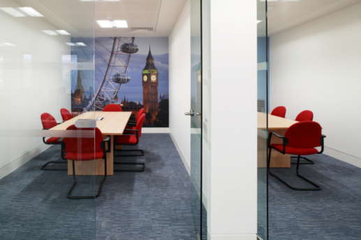 Meeting room fit out