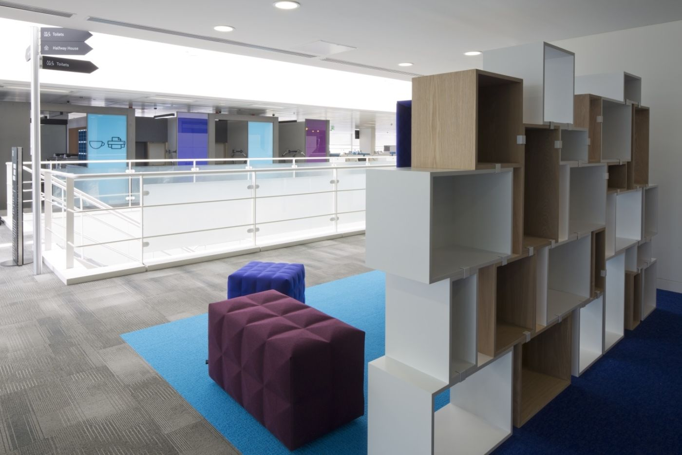 IMG modern fit out