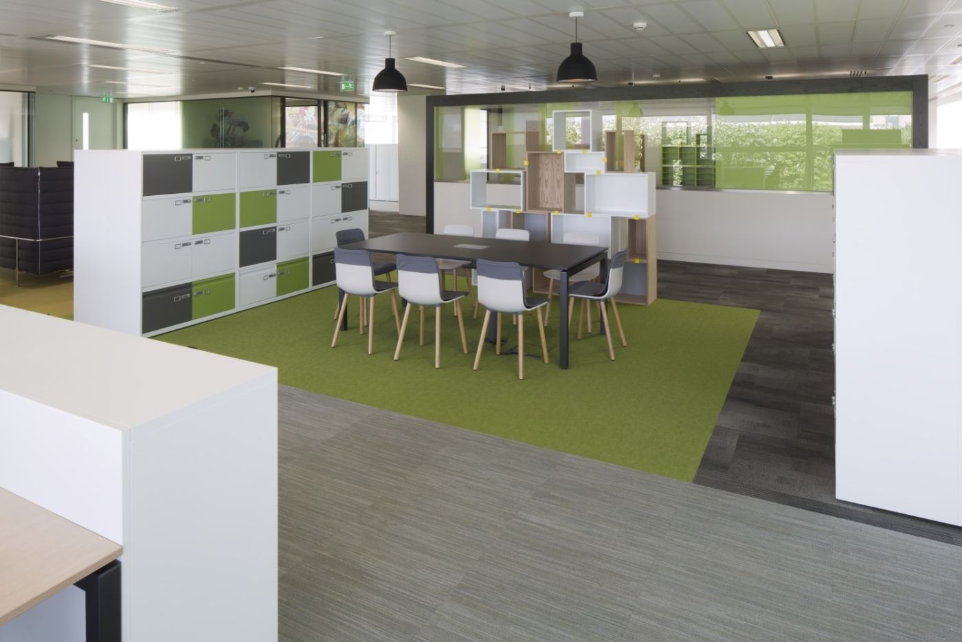 Informal meeting fit out