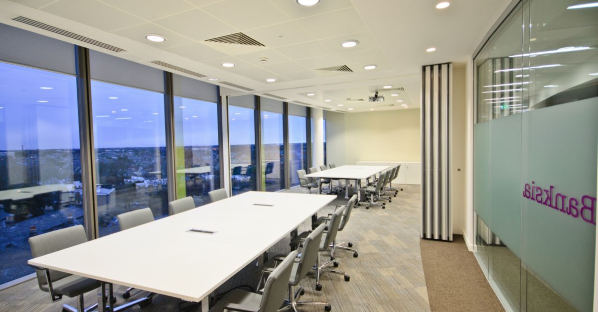 Inside The Cambridge Office Fit Out For Mills And Reeve