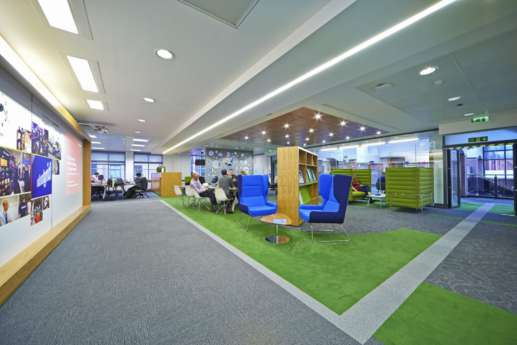 Overbury National Grid Office Fit Out