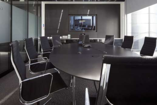 London office meeting room