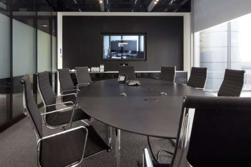 Sophisticated meeting room in London