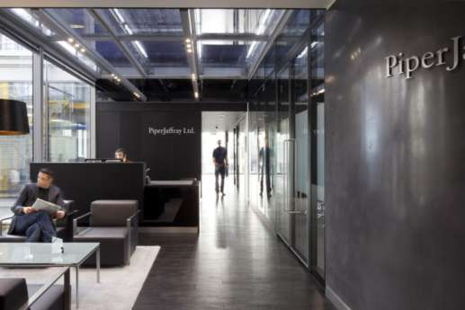 Designer offices in central London