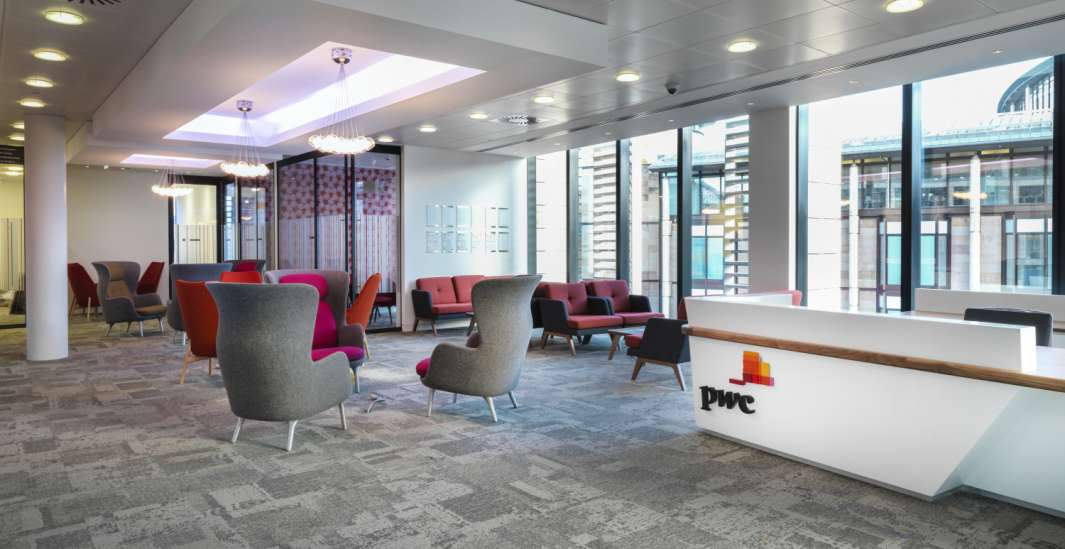 PwC Edinburgh office