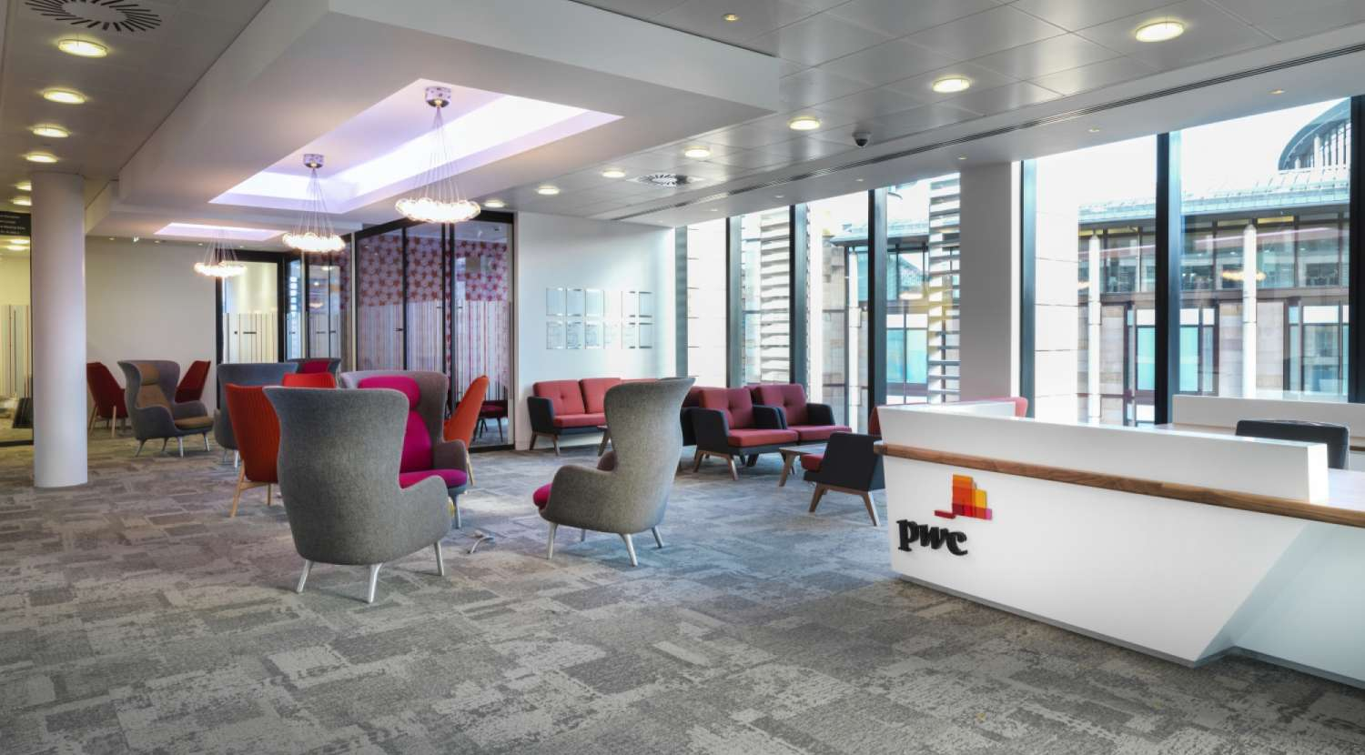The uk 39 s leading office fit out contractor overbury - Johnson and johnson office locations ...