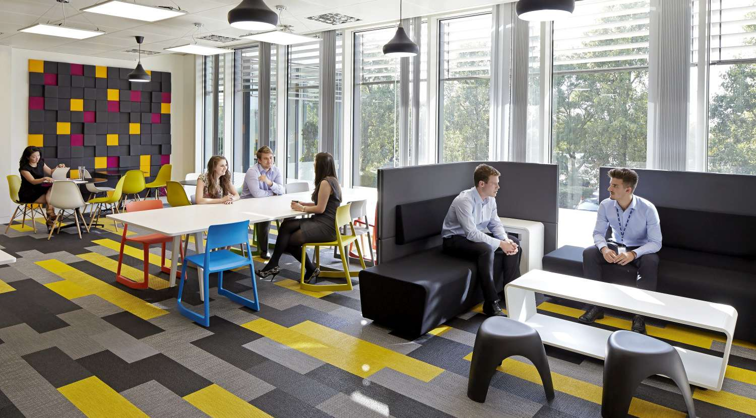 SAP London office