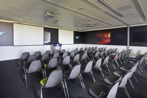 Powerpoint room in SAP