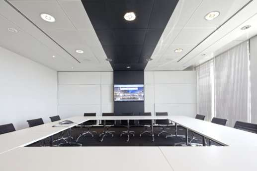 Smart meeting room
