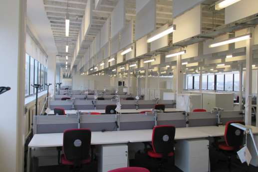 Study area fit out