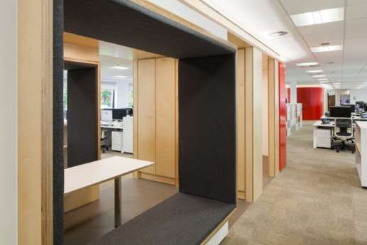 Worldpay office design