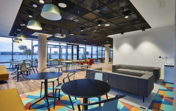 Simmons & Simmons Bristol office fit out