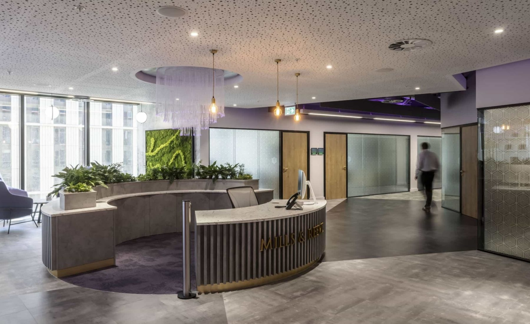Mills Reeve office design and build