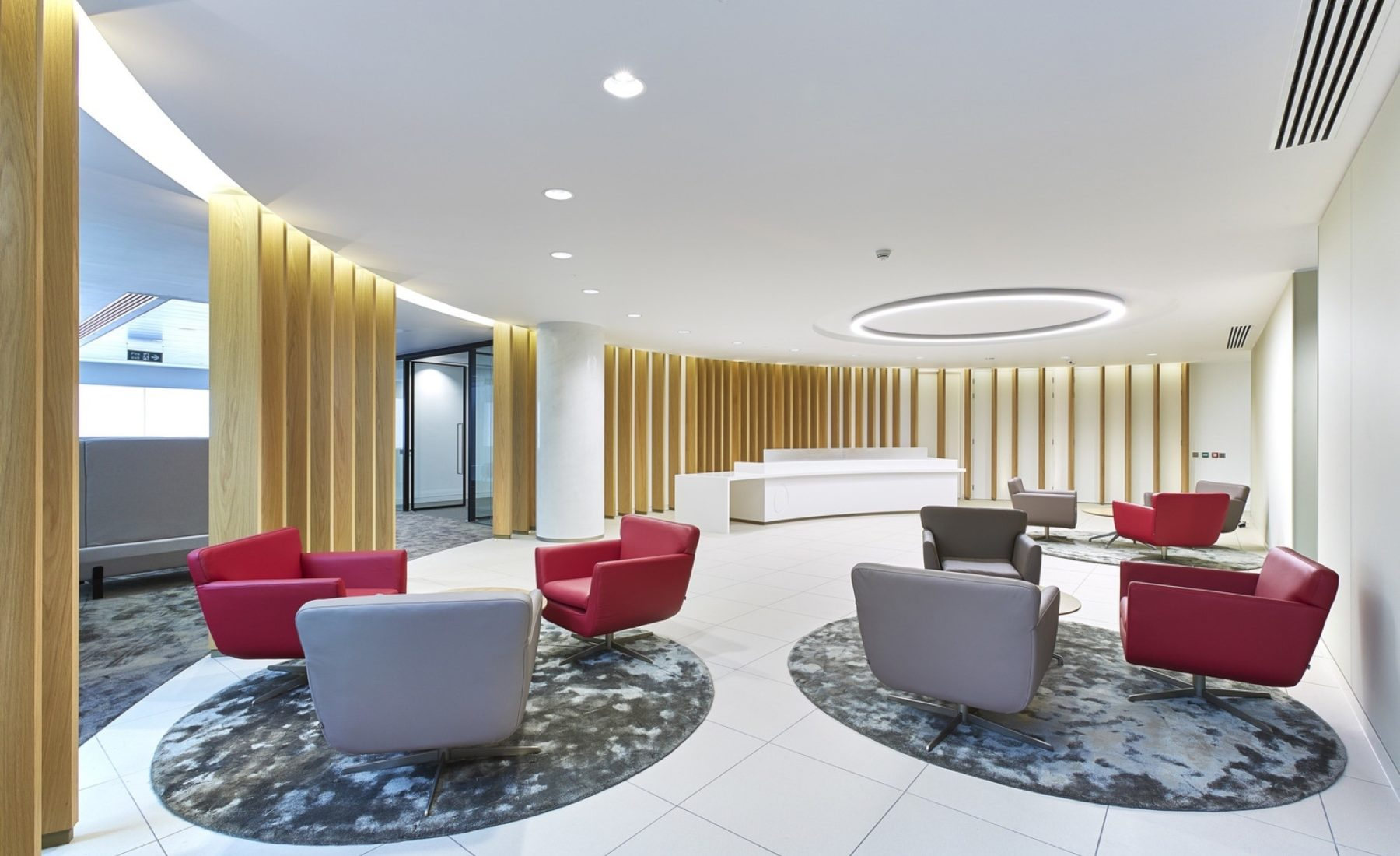 Pinsent Masons interior fit out