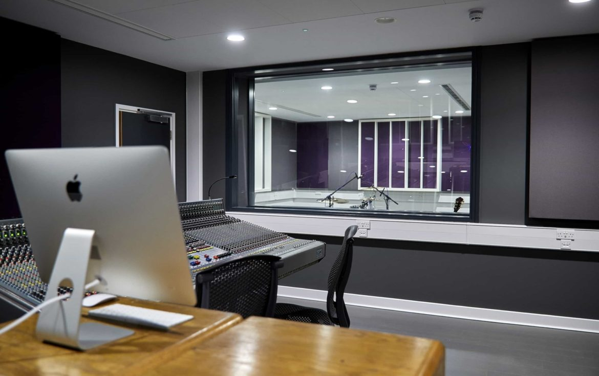 Resonance Music School design and fit out