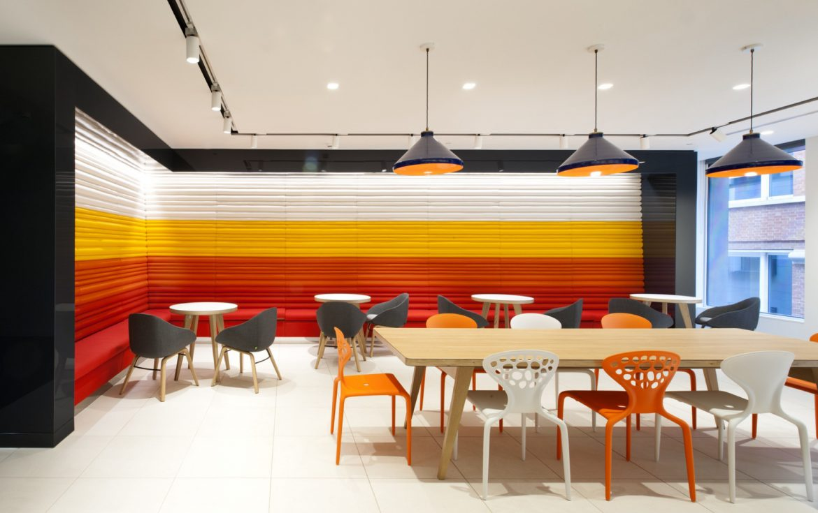 ING London office fit out