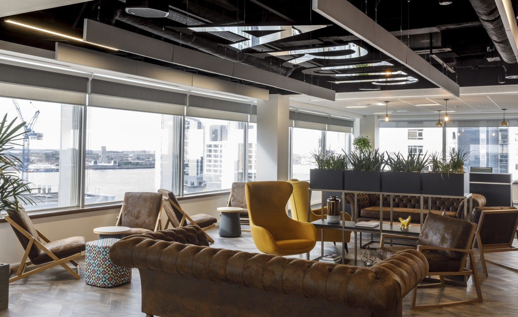 ARUP office fit out