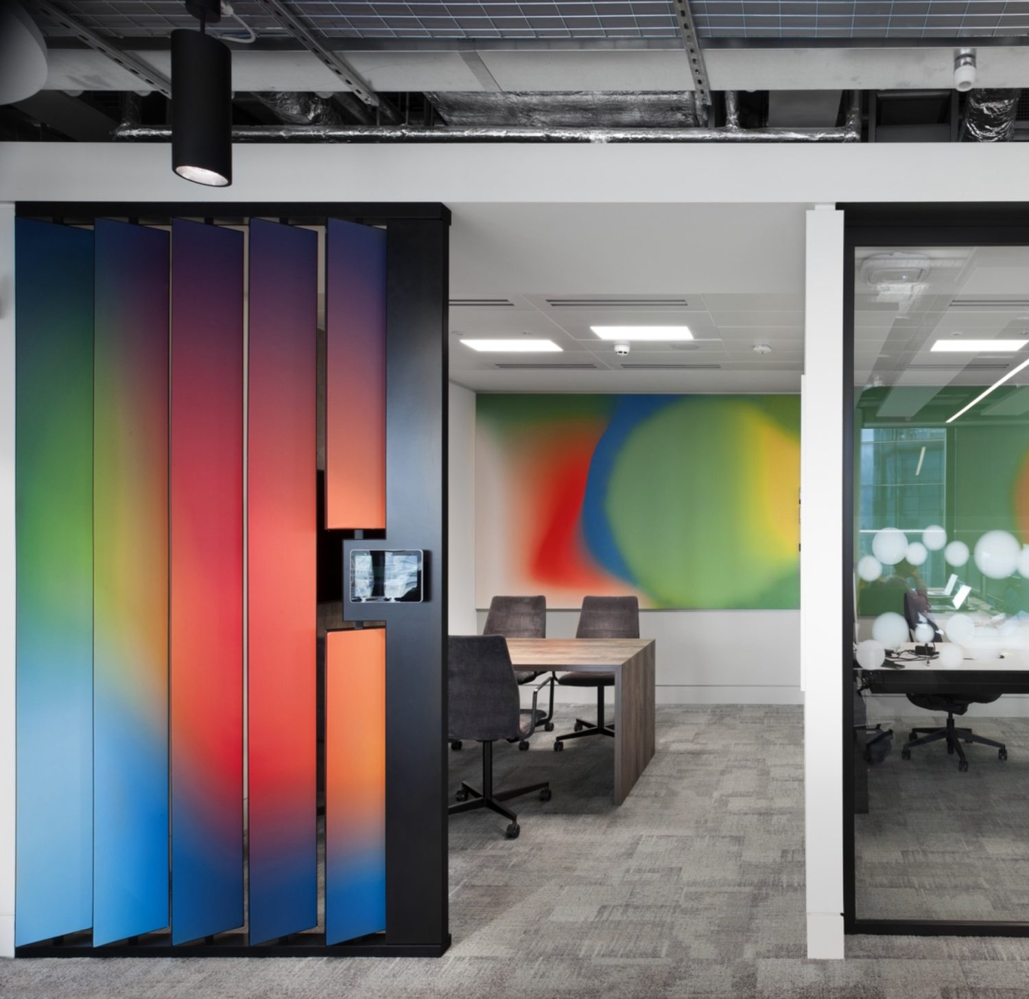 deloitte-colourful meeting space