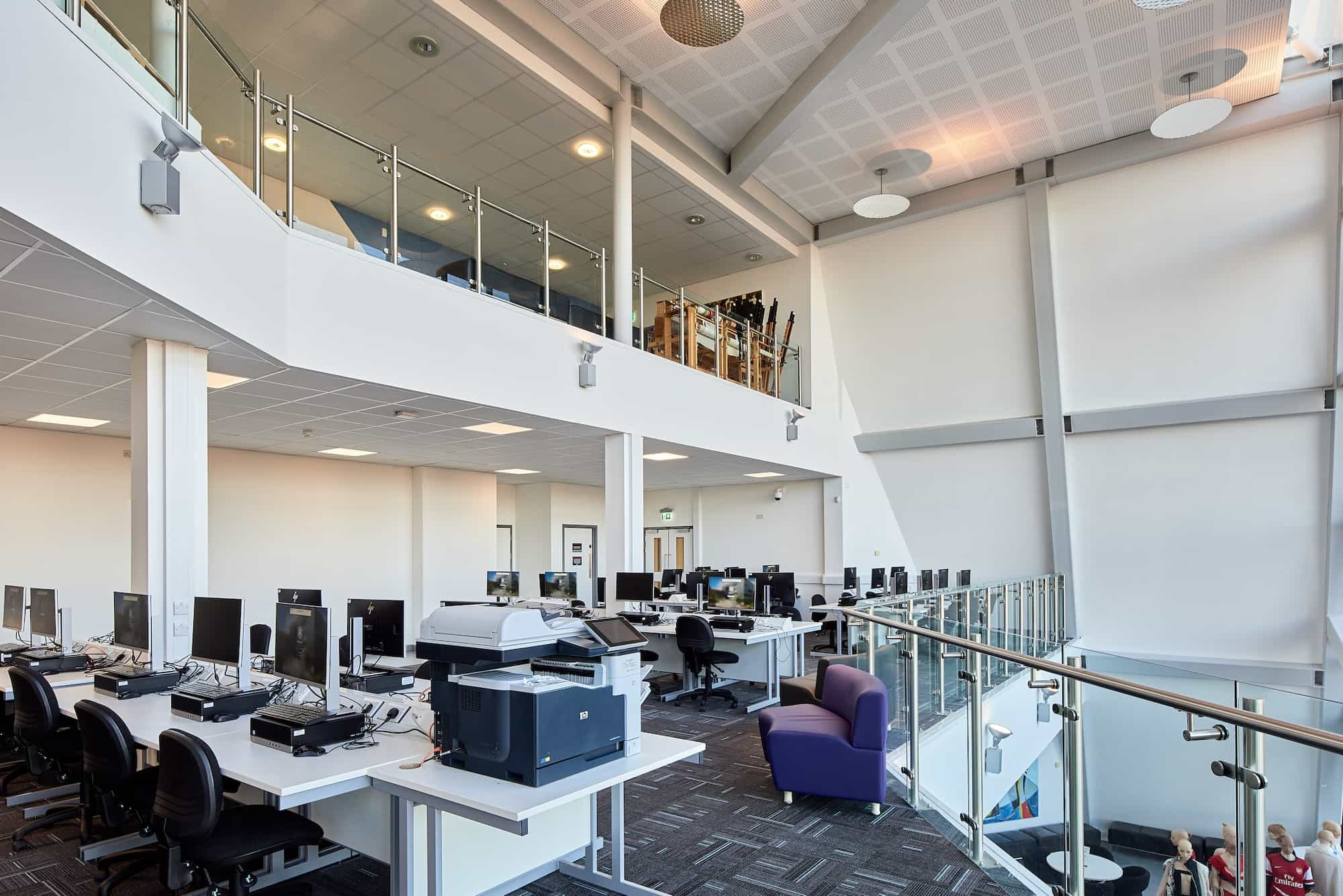 Dudley College collaborative learning space