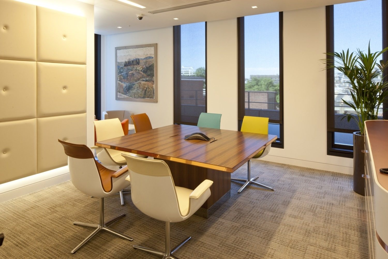 Freshfields meeting room fit out