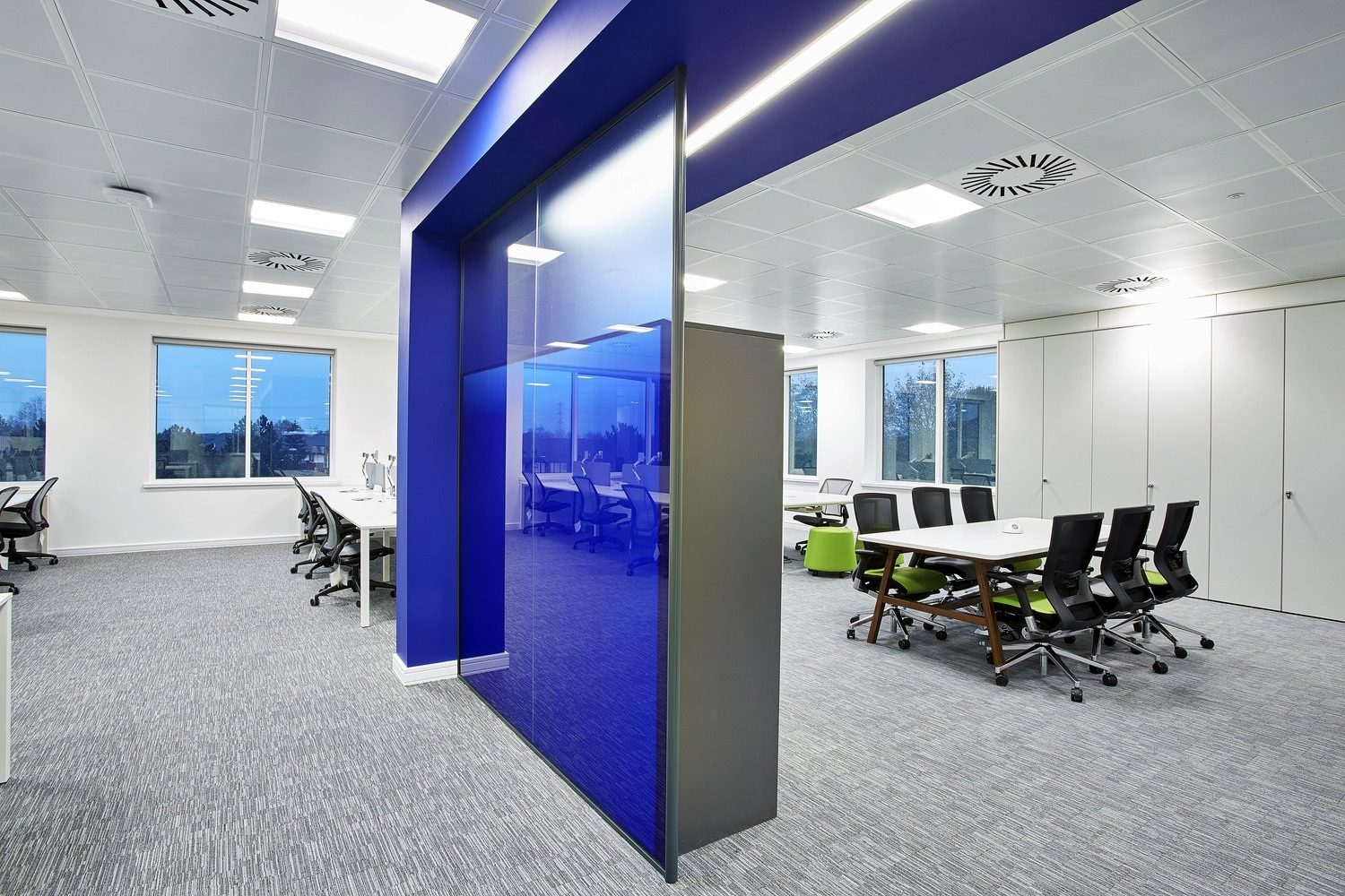 Goodyear smart meeting room fit out