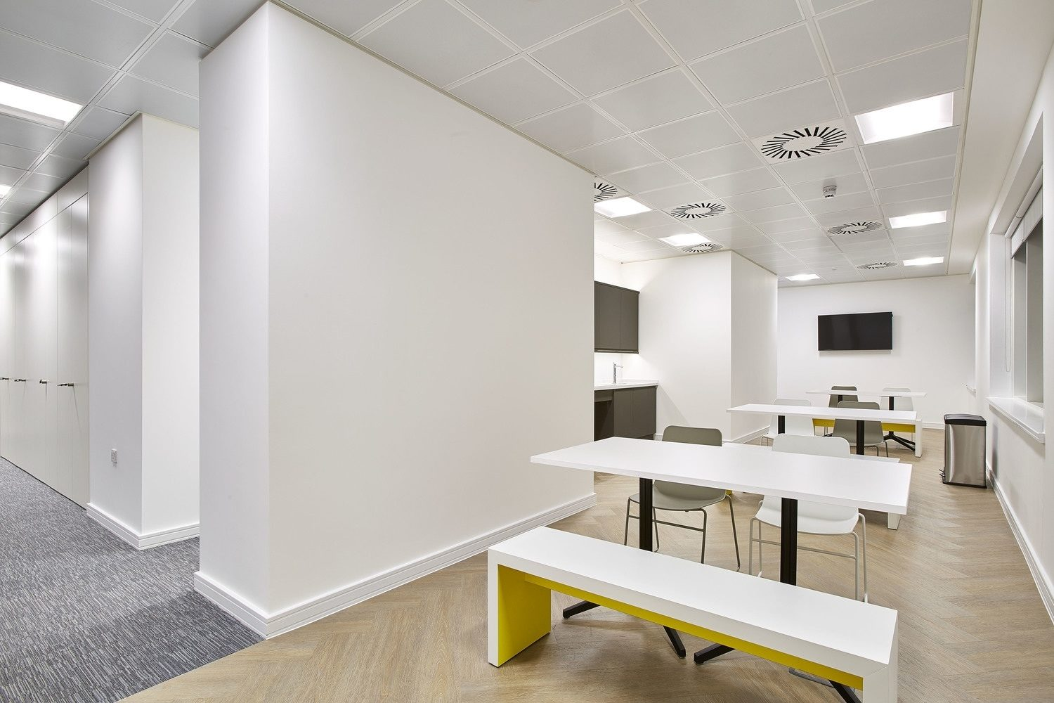Goodyear breakout area fit out