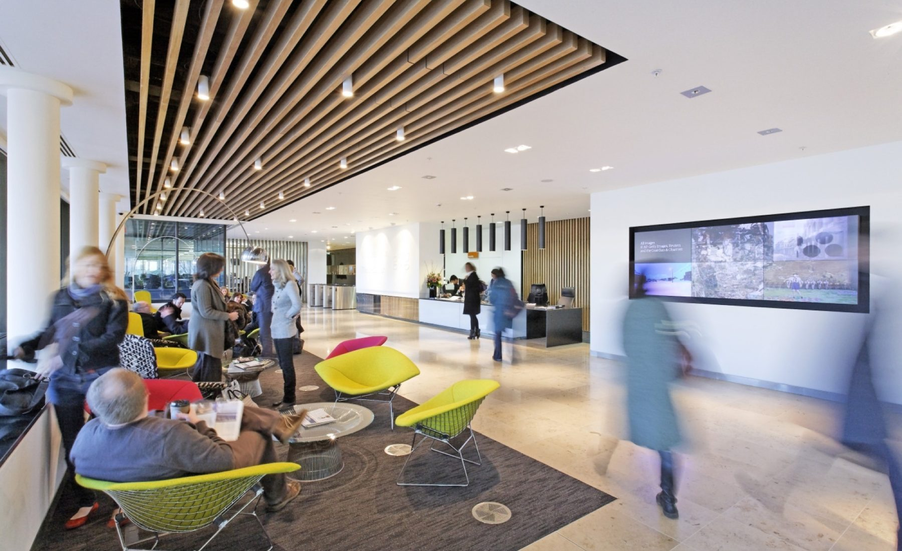 Guardian award winning office fit out