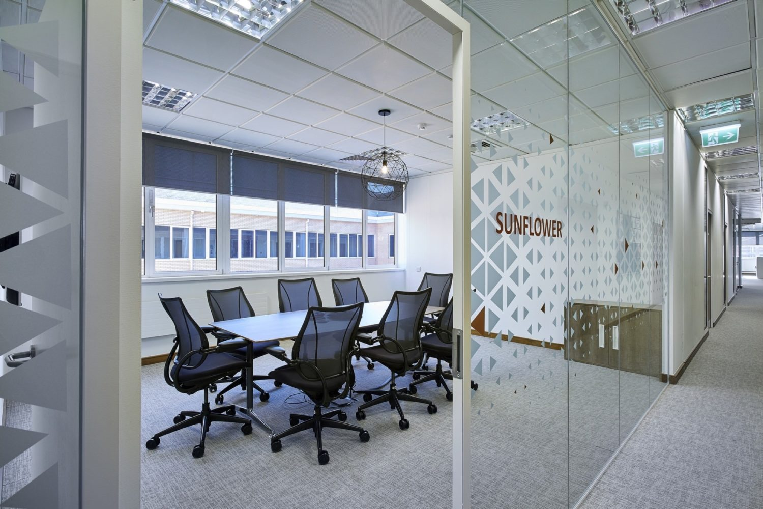 IHG smart meeting room fit out