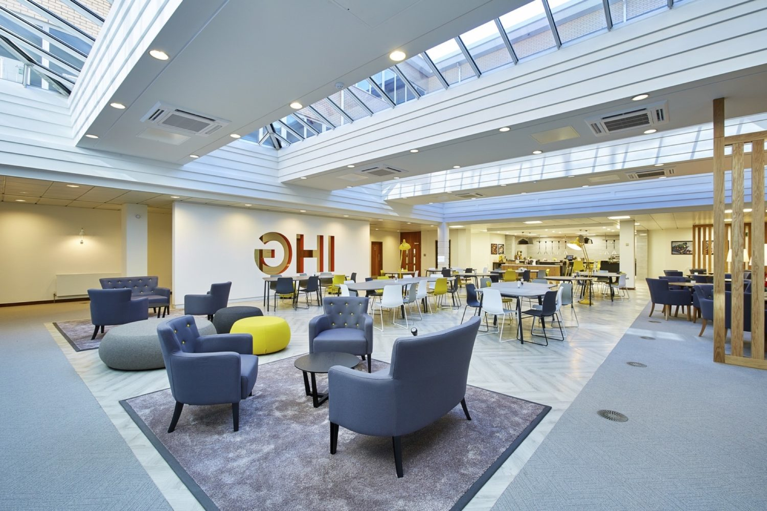IHG communal area fit out