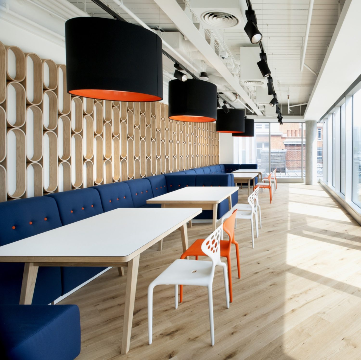 ING London office communal area