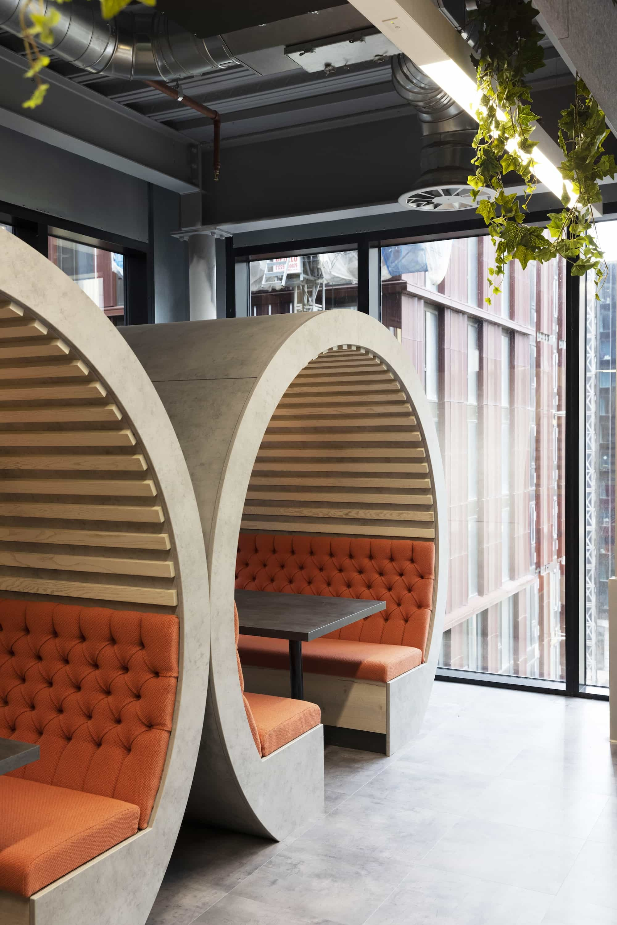 Mills-Reeve office pods