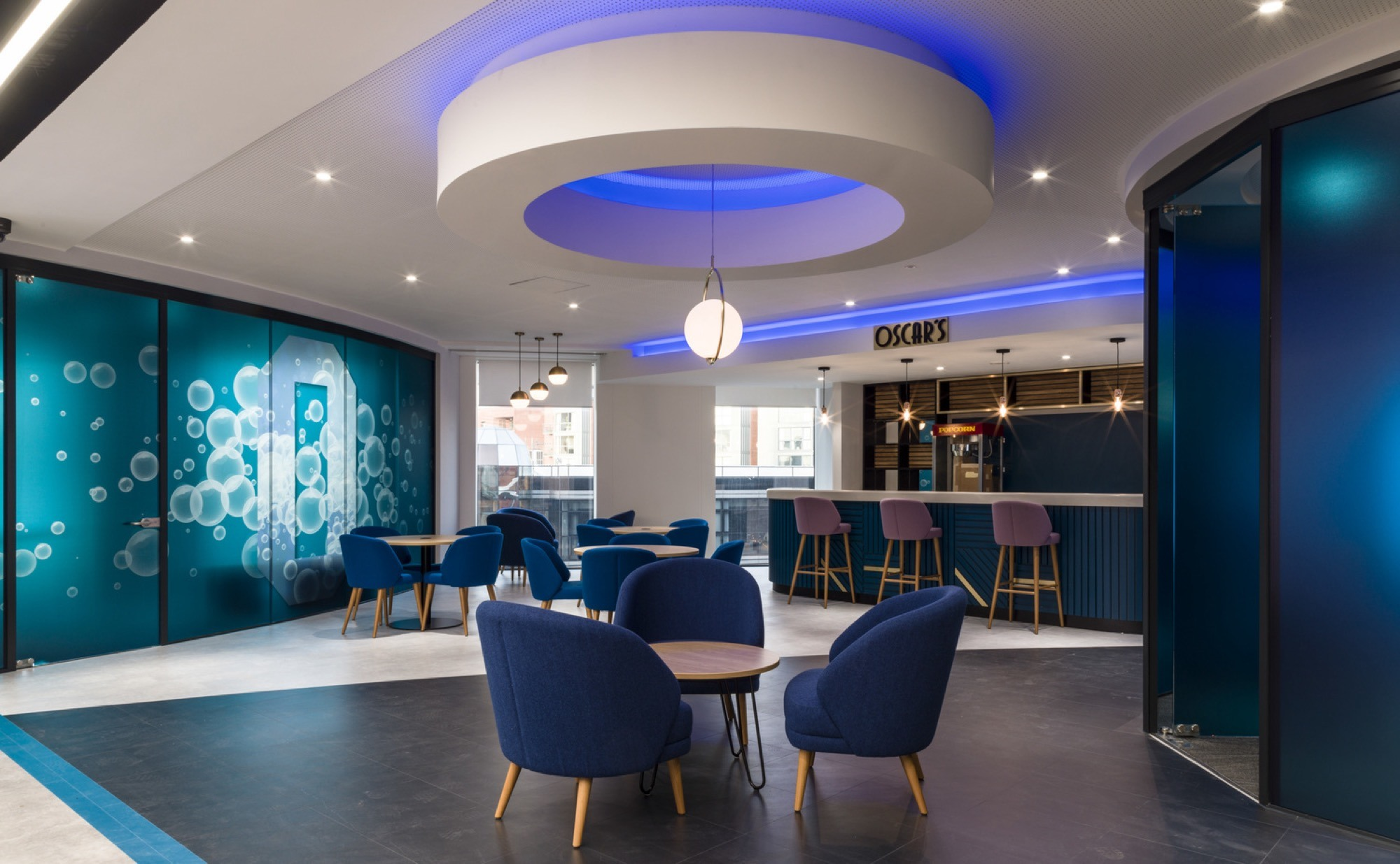 Odeon office relocation