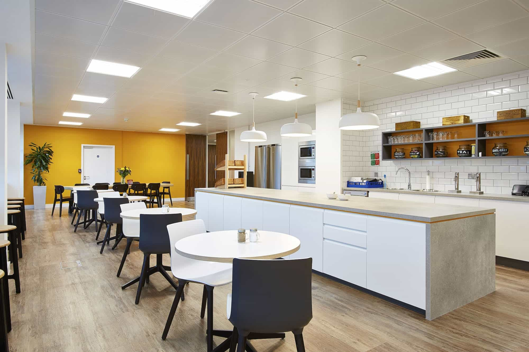 Phoebus office kitchen fit out