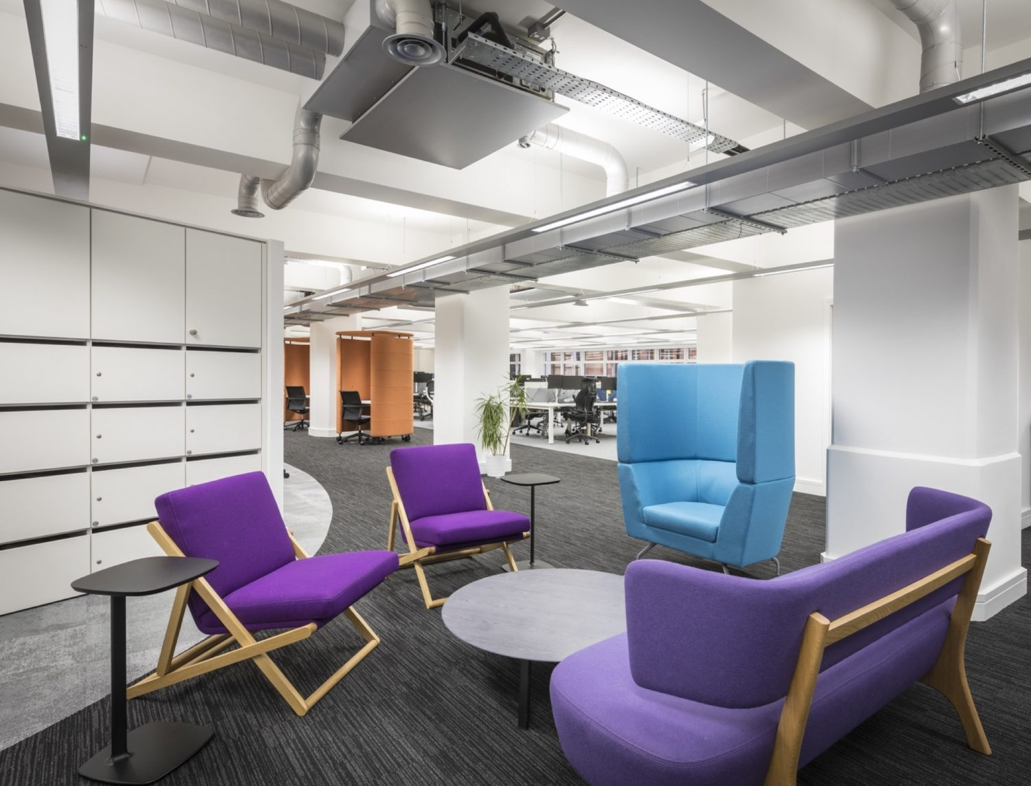 The Growth Company breakout space fit out
