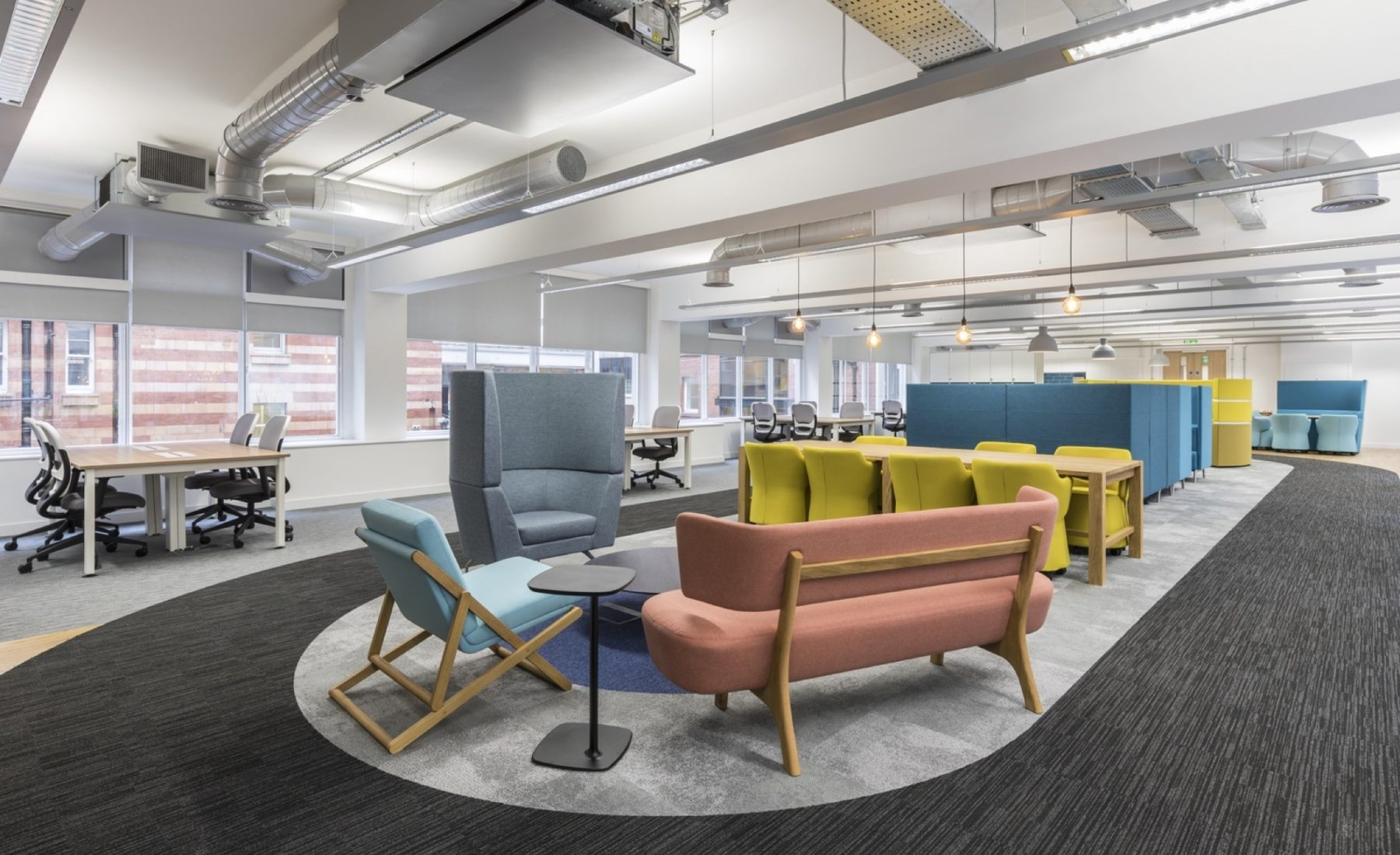 The Growth Company office design and build