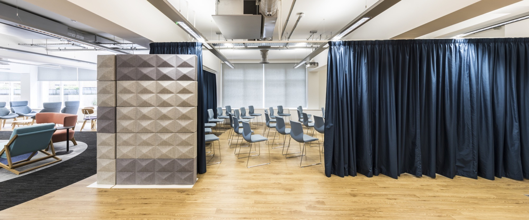 The Growth Company meeting area design and build