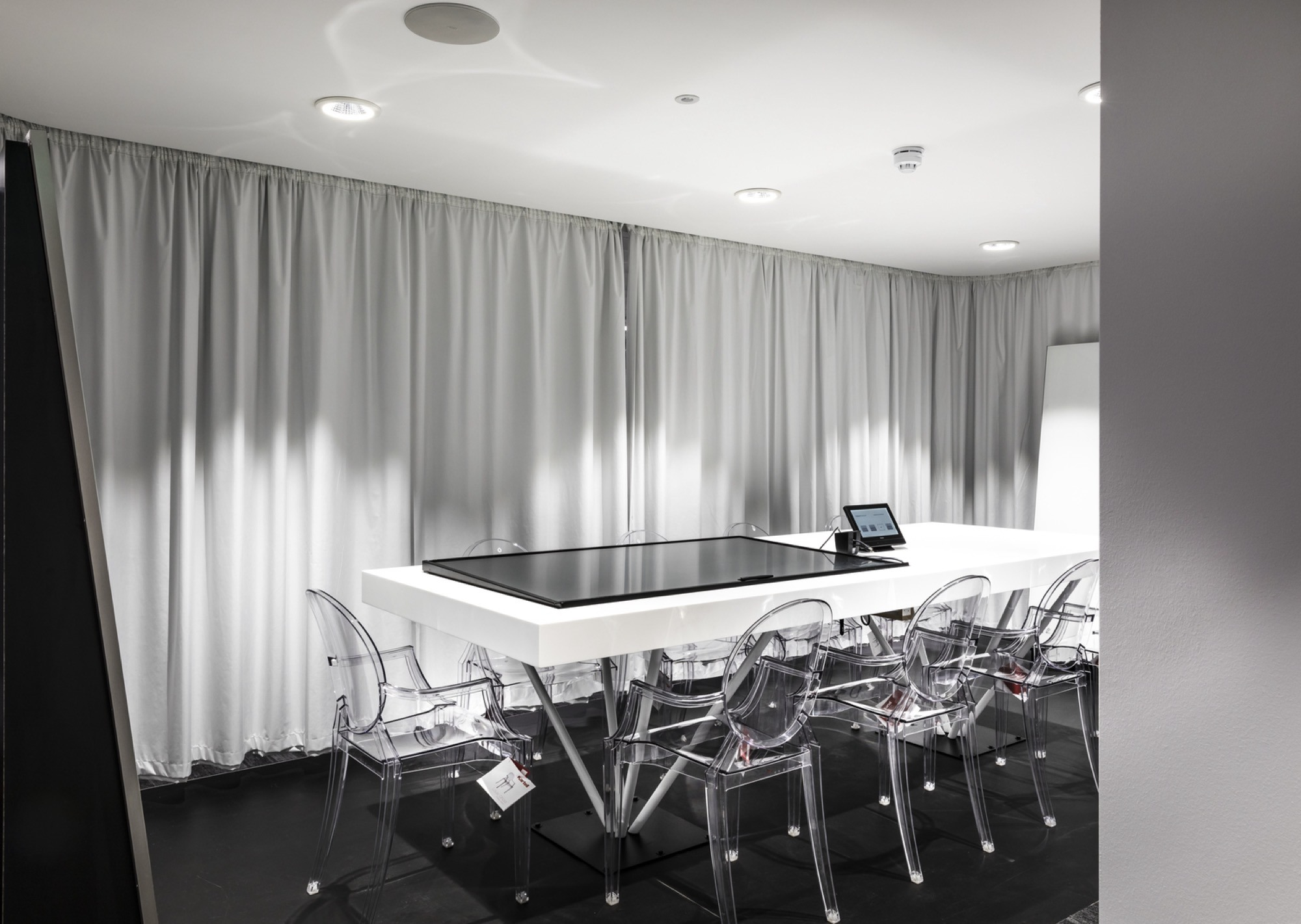 The Hut Group smart meeting room design and build