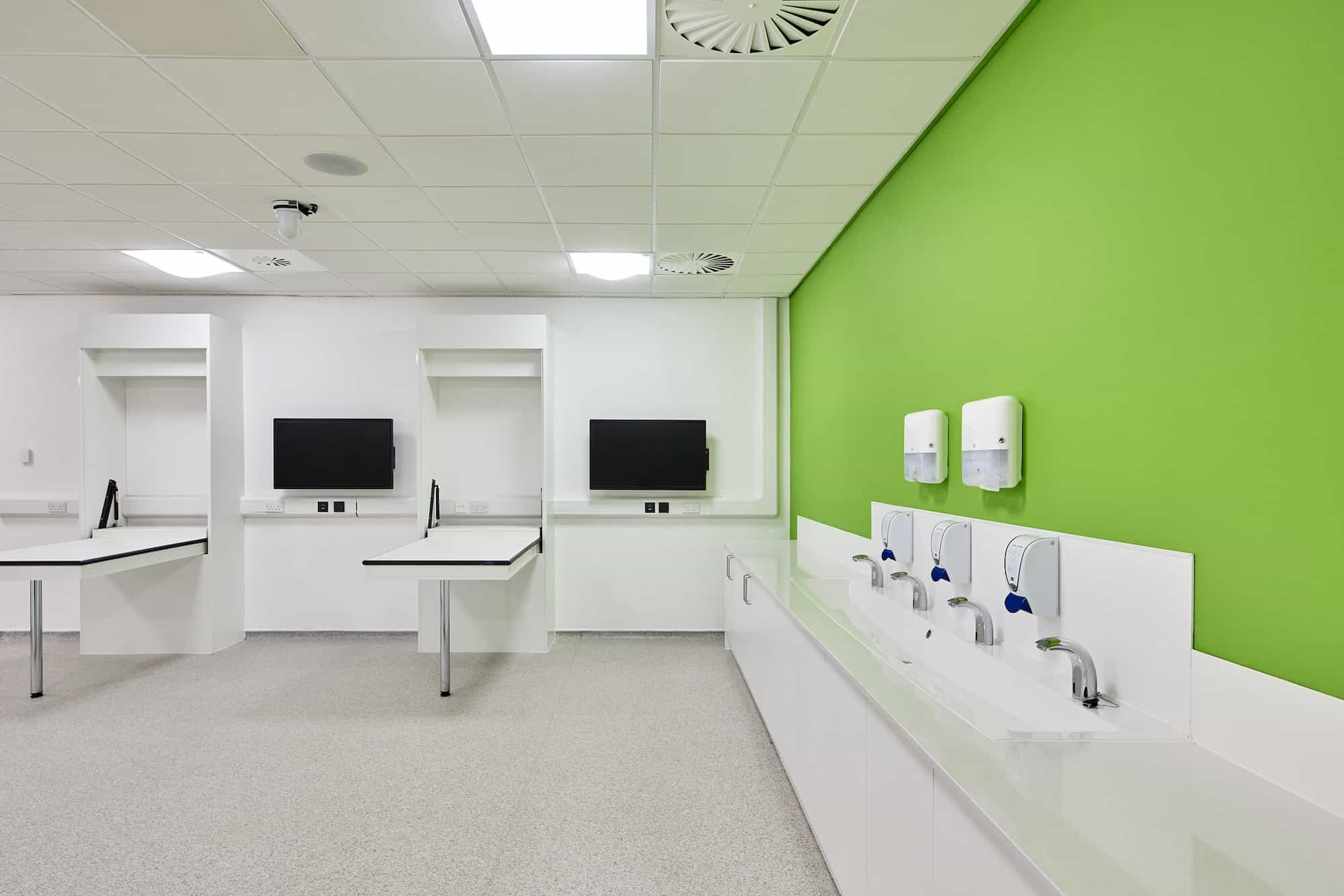 Accessible University fit out