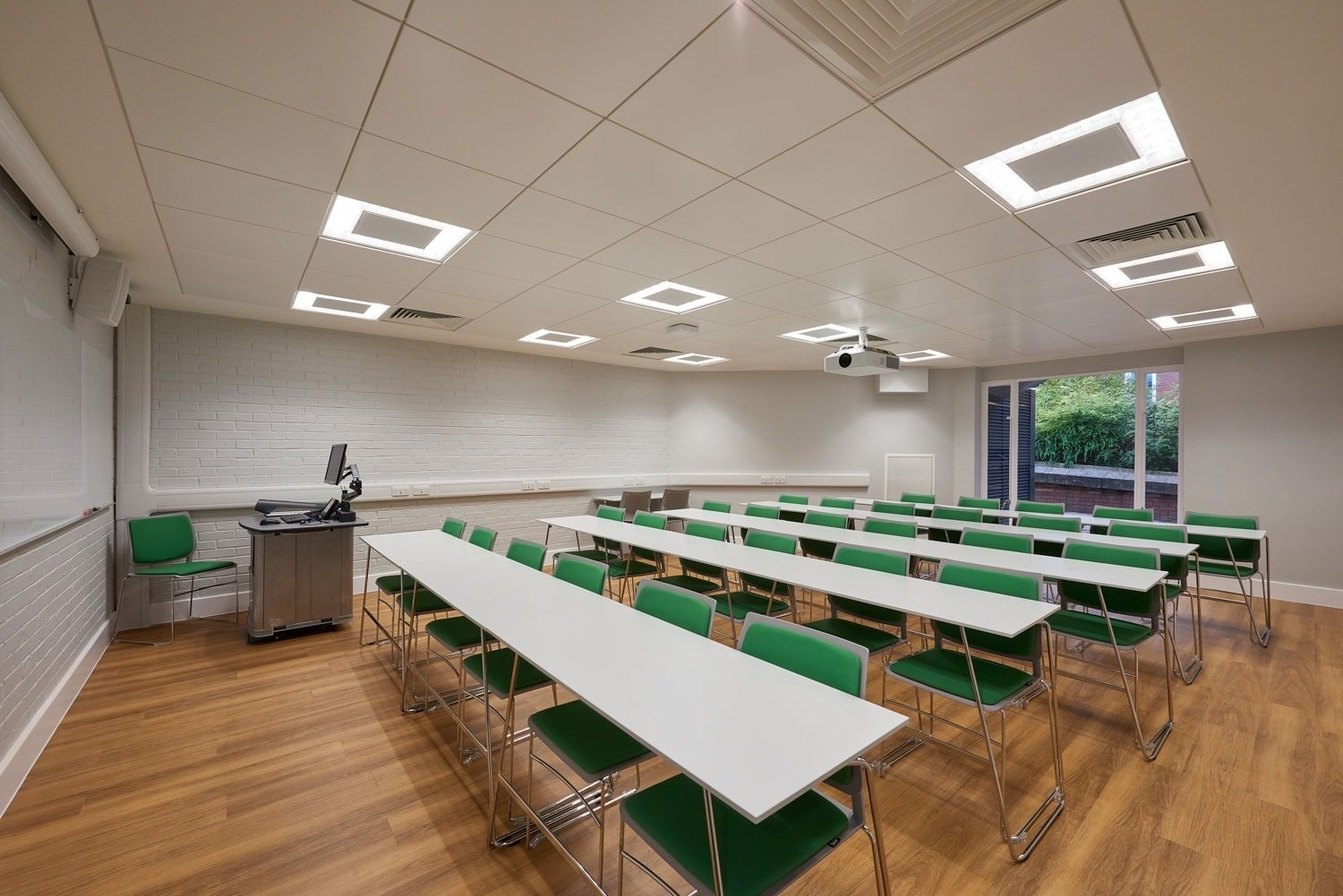 Warwick University interior fit out