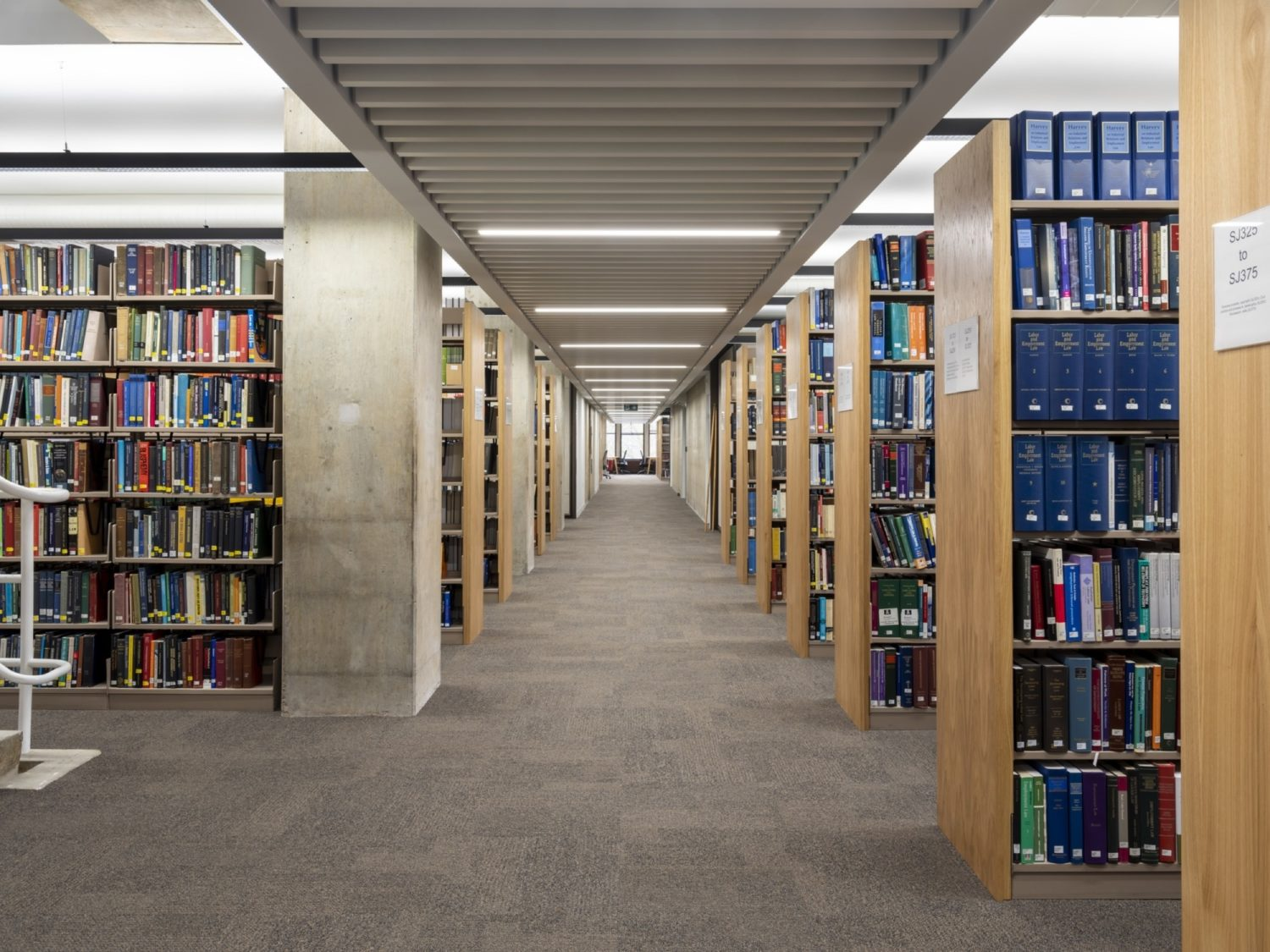 University of London fit out